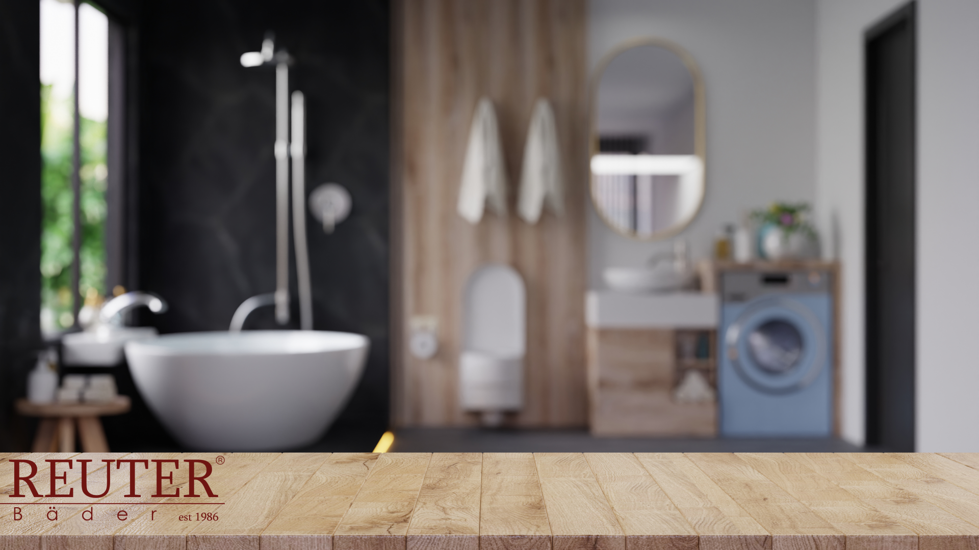 empty-tabletop-product-display-with-blurred-bathroom